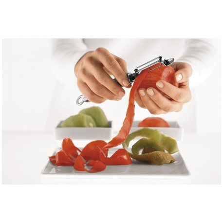 Epluche tomate inox Rosle