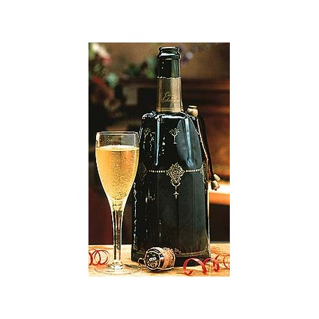 Rapide Ice champagne Vacuvin Noir
