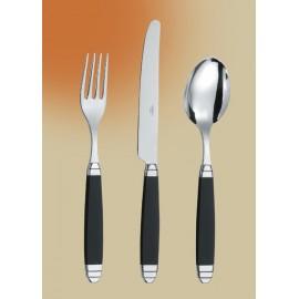 Couteau à dessert Mercure noir