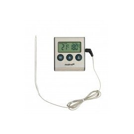 Thermomètre électronique de cuisson avec sonde Mastrad