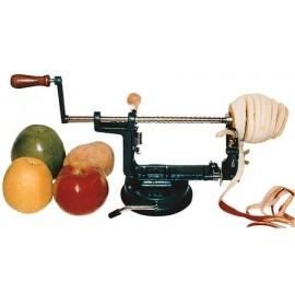 Pêle-pommes professionnel en métal à ventouse ventouse