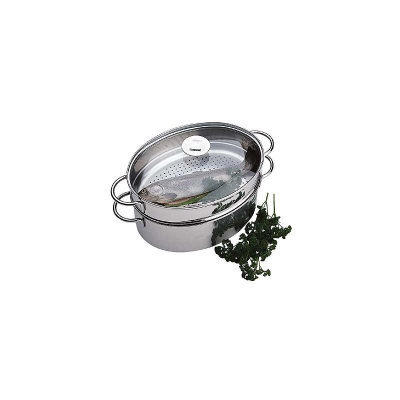 Cristel soldes best sauteuse cristel with cristel soldes - Cuit vapeur inox pour gaz ...