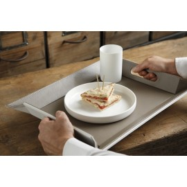 Plateau transformable en Set de table Free Form