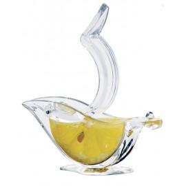 Presse citron transparent acrylique
