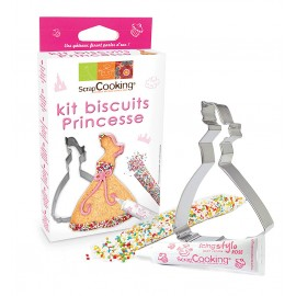 Kit biscuits princesse ScrapCooking